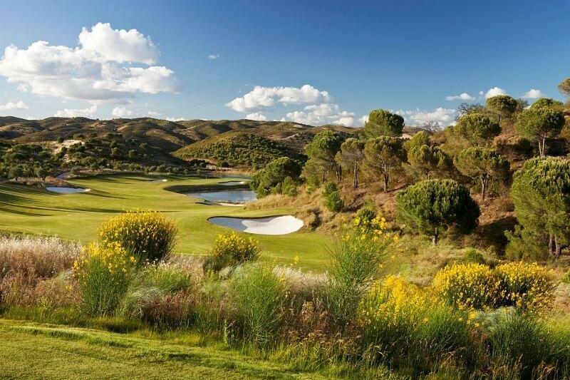 Monte Rei golf course, Eastern Algarve, Portugal