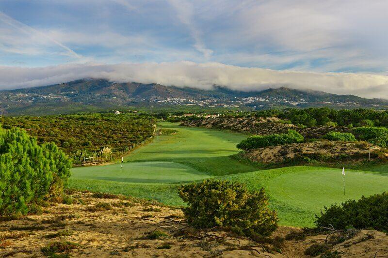 Oitavos golf course, Cascais, near Lisbon. Portugal golf desitnations