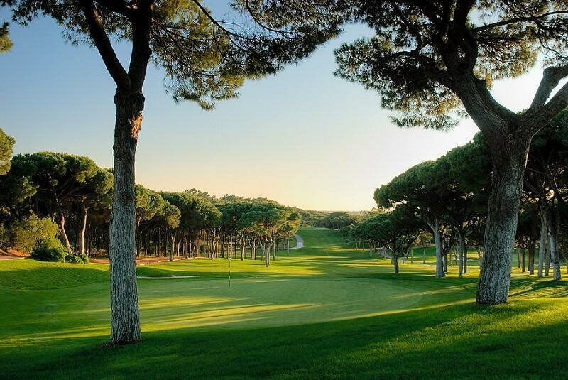 Old course, Vilamoura, Algarve