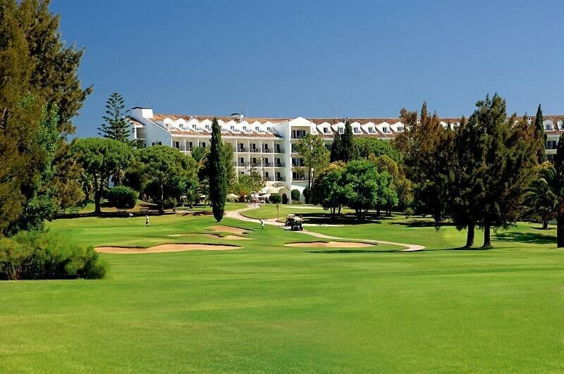 Penina, the first golf course in Portugal