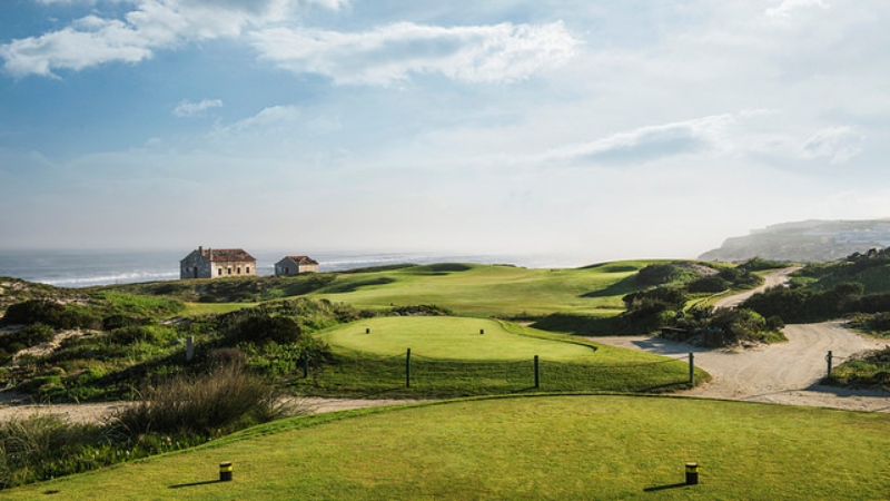 Praia D'EL Rey golf course, Silver Coast, Portugal