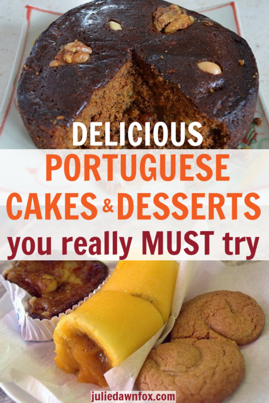 Portuguese Cakes And Desserts You'll Want To Taste