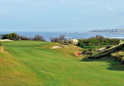 Estela golf course northern Portugal - Hole 4