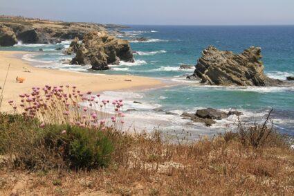 Praia da Samoqueira, Porto Covo, Portugal