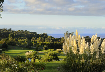 Batalha Golf Course, São Miguel, Azores. Photography by Peter Corden