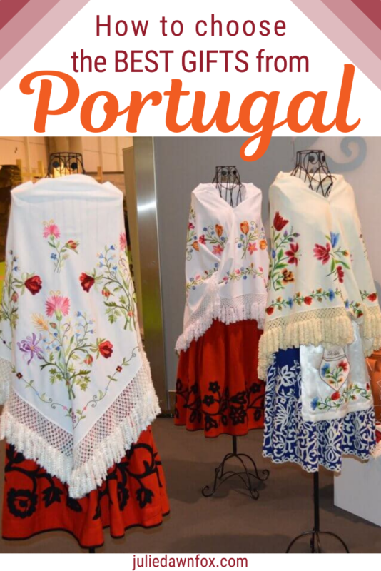 Embroidered shawls. Need that special gift from Portugal? Want to treat yourself to something uniquely Portuguese? Either way, this detailed insider guide tells you all you need to know about what's out there...and in some cases, what you should avoid. The rest is down to you or the taste of the person you're buying for. Read on to find out more!