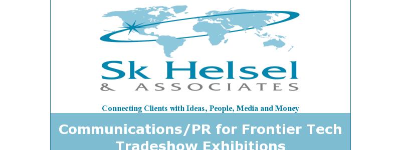 PR for Frontier Tech Tradeshow Exhibitions