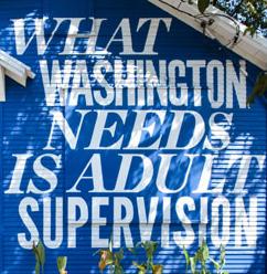 Washington needs supervision