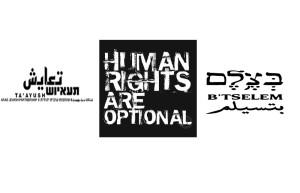 Ta'ayush, B'tselem, Human rights are optional