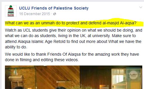 Al Aqsa fight to save