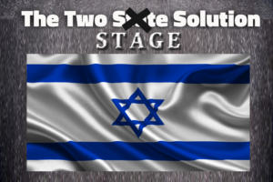 Israel the two stage solution