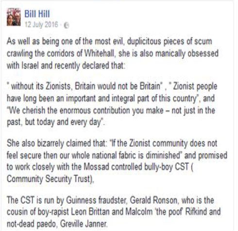 replace Jew with Zionist