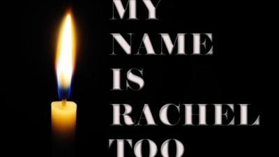 My name is Rachel too