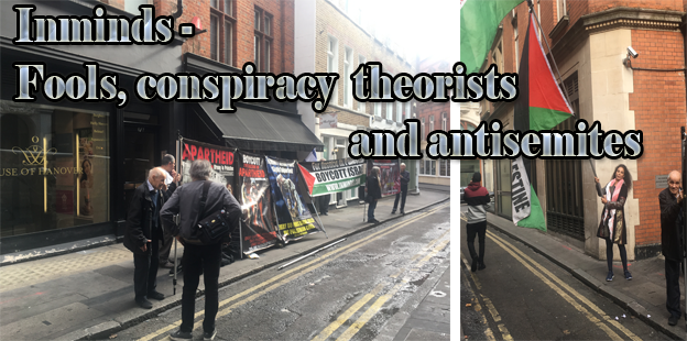 Inminds, thugs, conspiracy theorists and antisemites