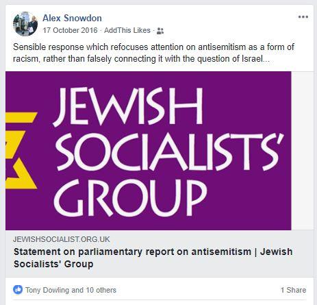 Jewish Socialists like