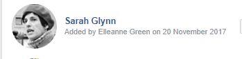 Sarah Glynn