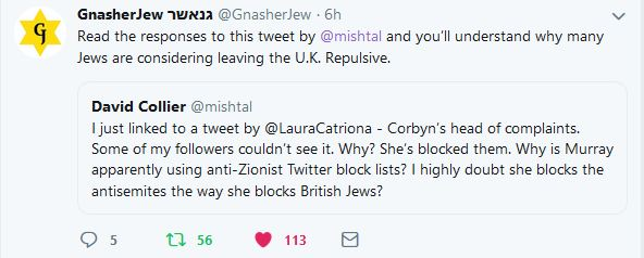 gnasher, Laura Murray abuse