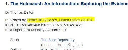 Amazon Castle Hill Services