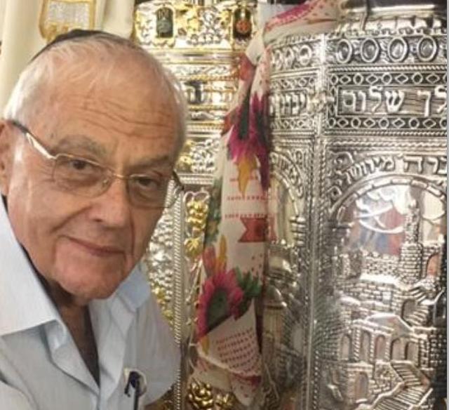 Israelis faces horovitz