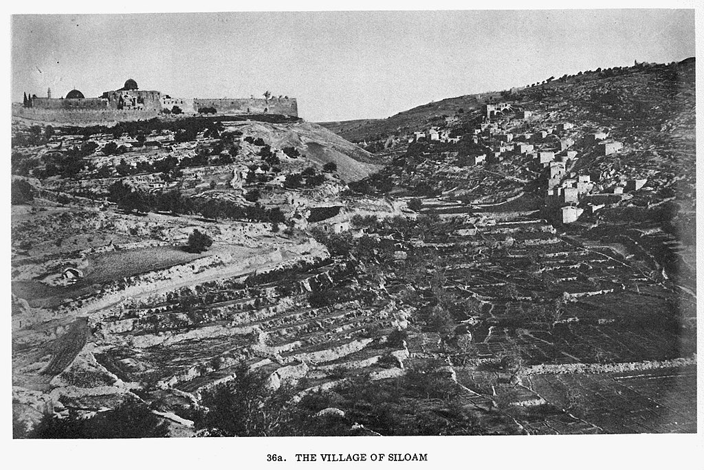 jerusalem city of david the BBC
