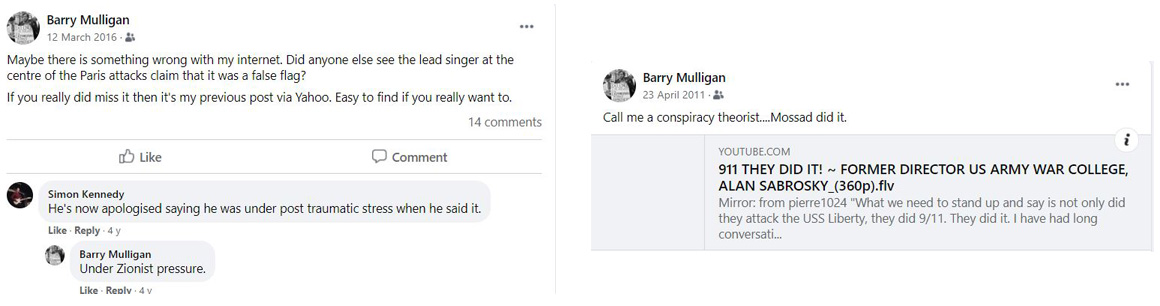barry mulligan