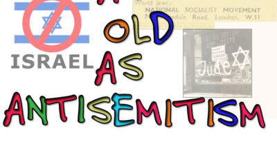 BOYCOTTING JEWS