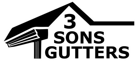 3 Sons Gutters Retina Logo