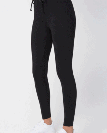 YEAR OF OURS Lace Up Ribbed Football Legging
