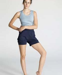 Ripple Navy short 2