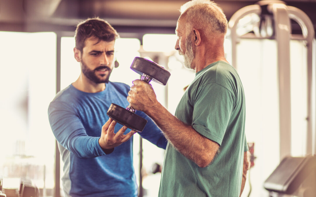 Choosing a personal fitness trainer