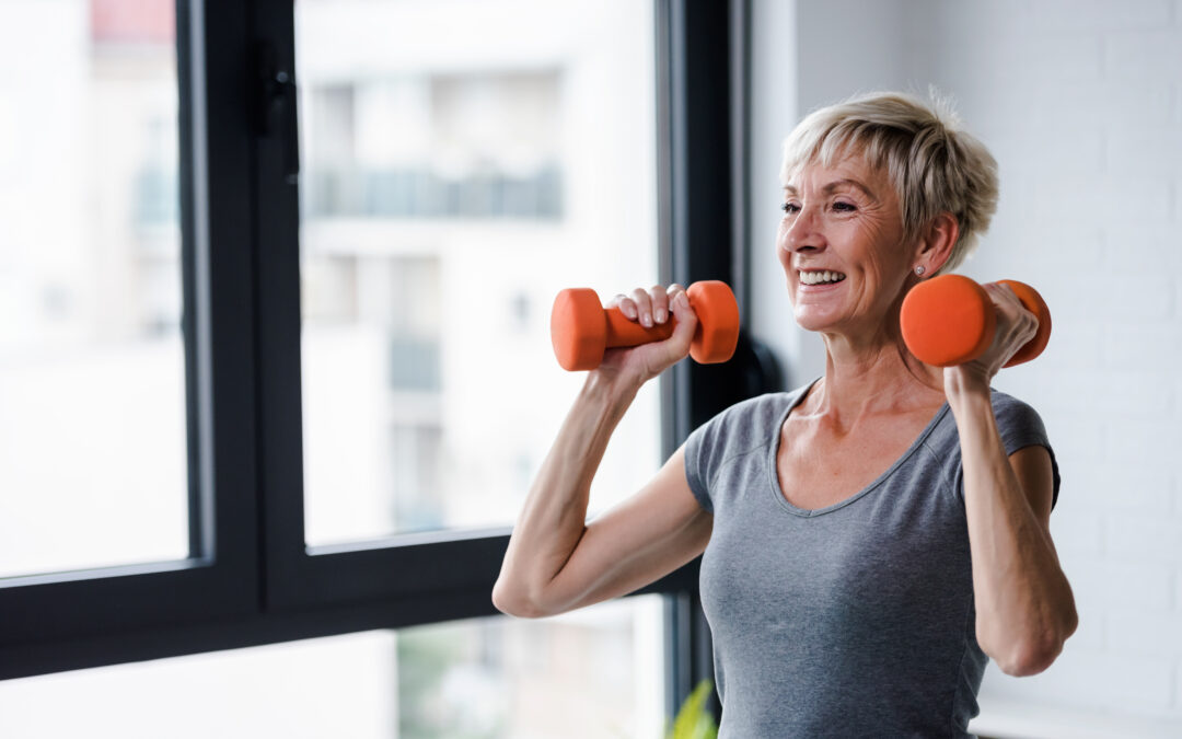 Fitness 50-plus: Rest and Recovery