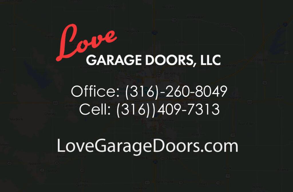 Love Garage Doors Services
