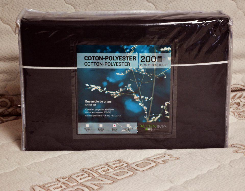 Draps Coton Polyester ZenIma
