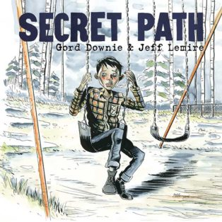 album artwork for Secret Path