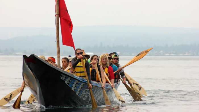 'A difficult decision but the right one': Tribal Journeys prep shifts from Snuneymuxw to Tla'amin in 2021