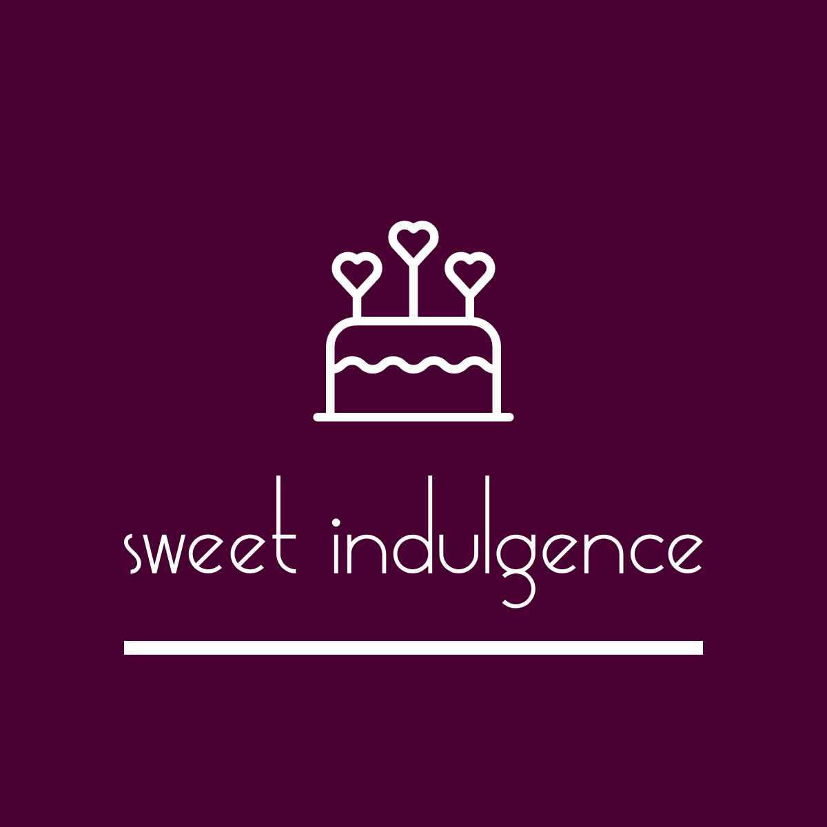 Sweet Indulgence