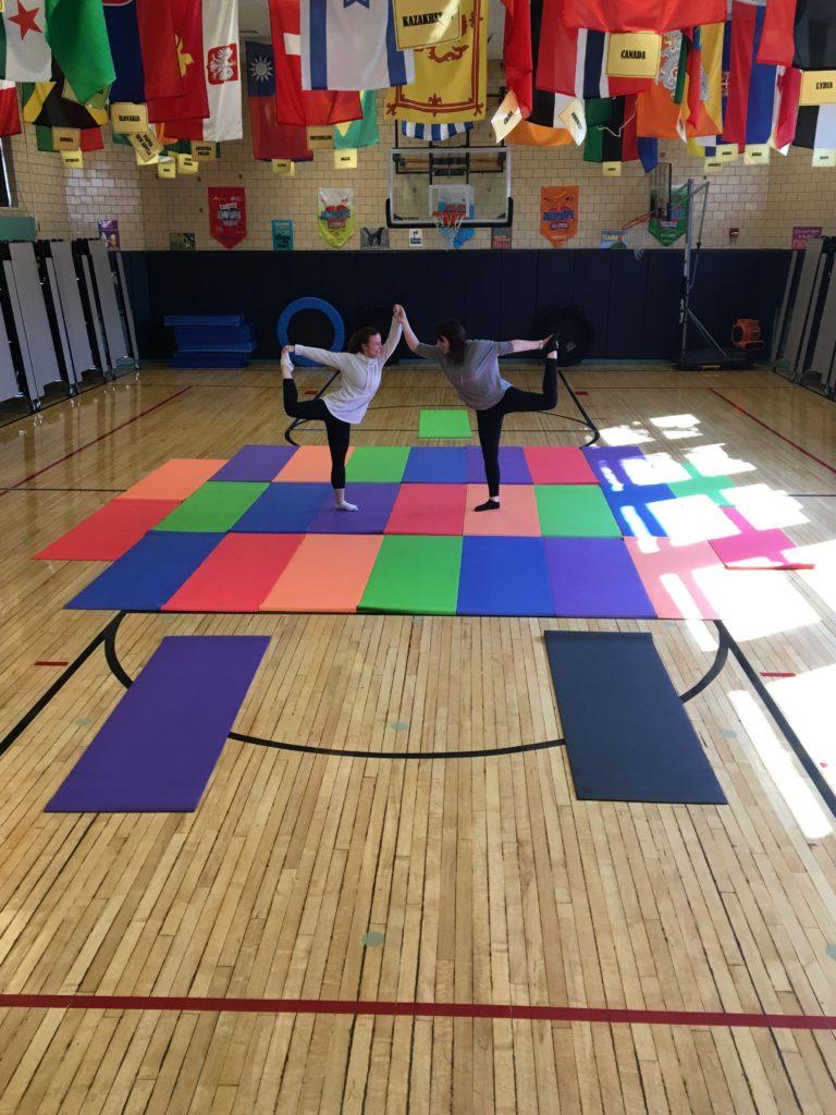 Teacher Double Dancer
