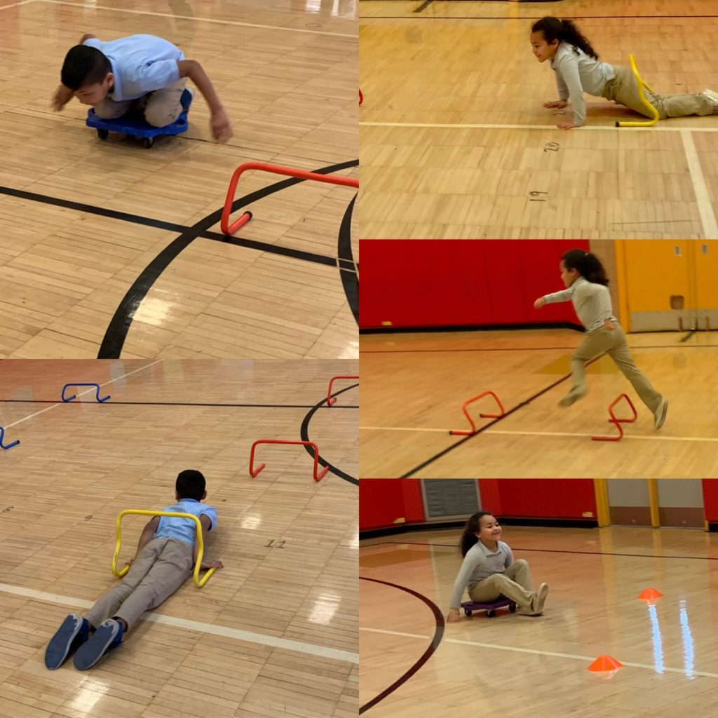 Fitness Team Obstacle Course