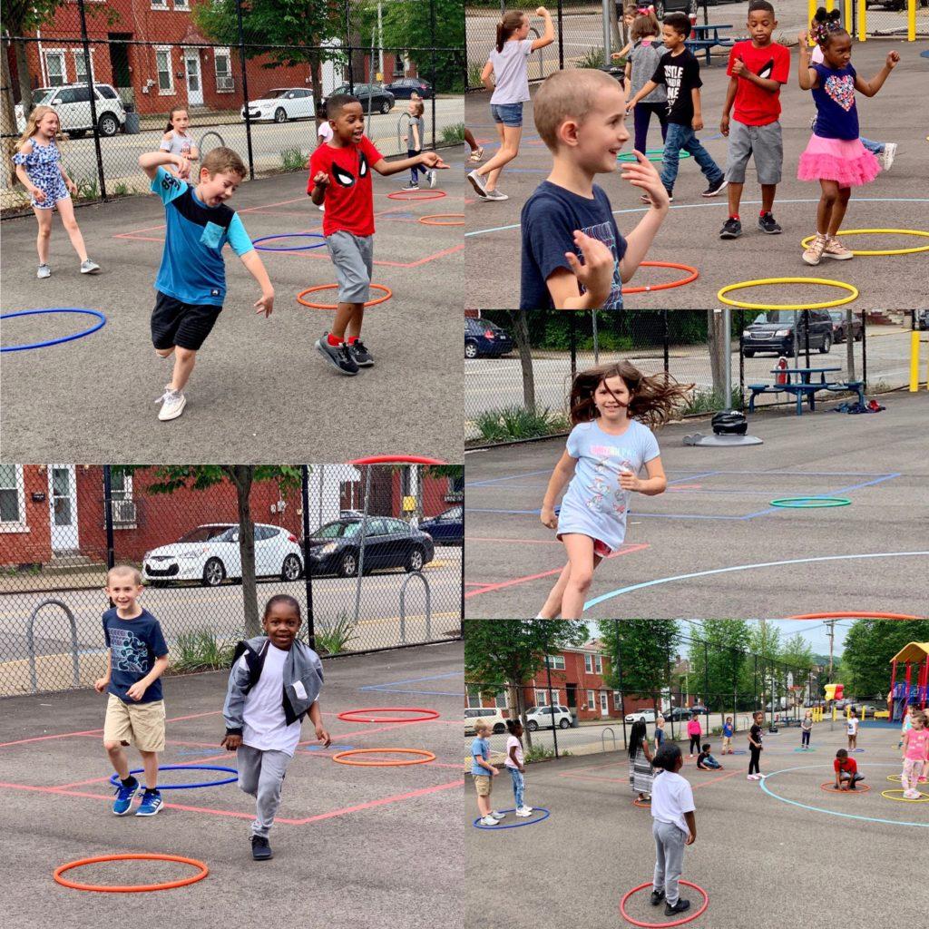 Hula Hoop Game