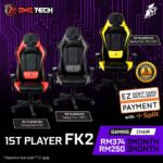 1st player FK2 Gaming Chair-min