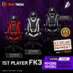 1st player FK3 Gaming Chair-min