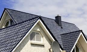 image of peaked roof
