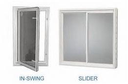 in swing slider windows image
