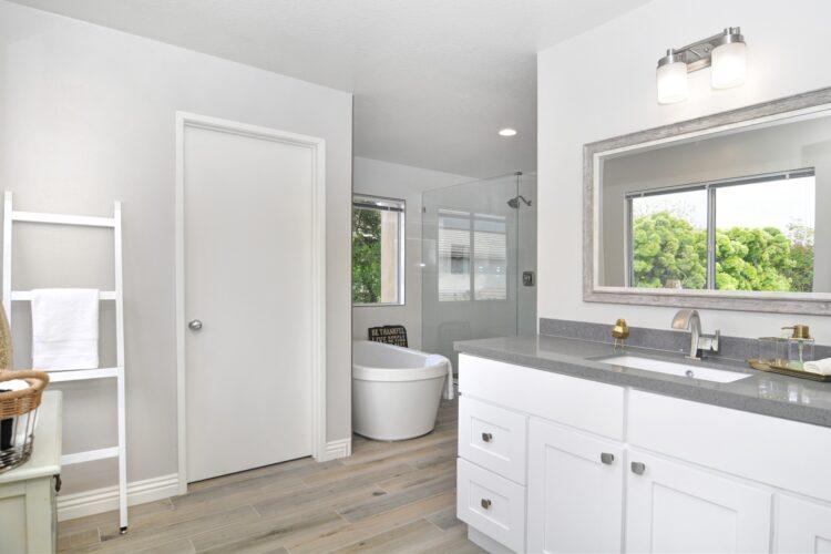 Bathroom Remodel on a Budget