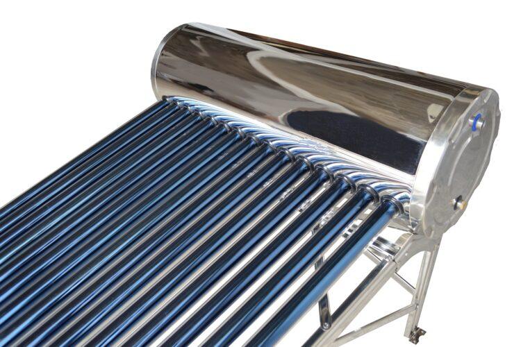 Solar Hot Water Heaters 101