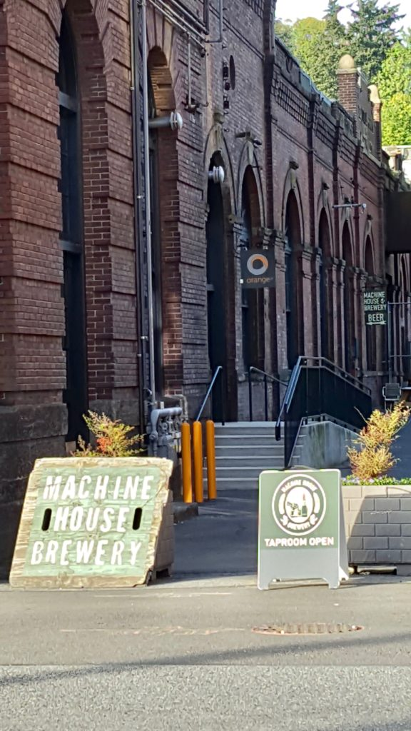 Brewery Row, Seattle