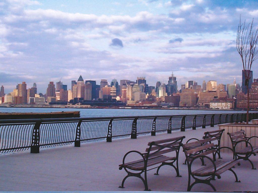 Six months after 911. Hoboken