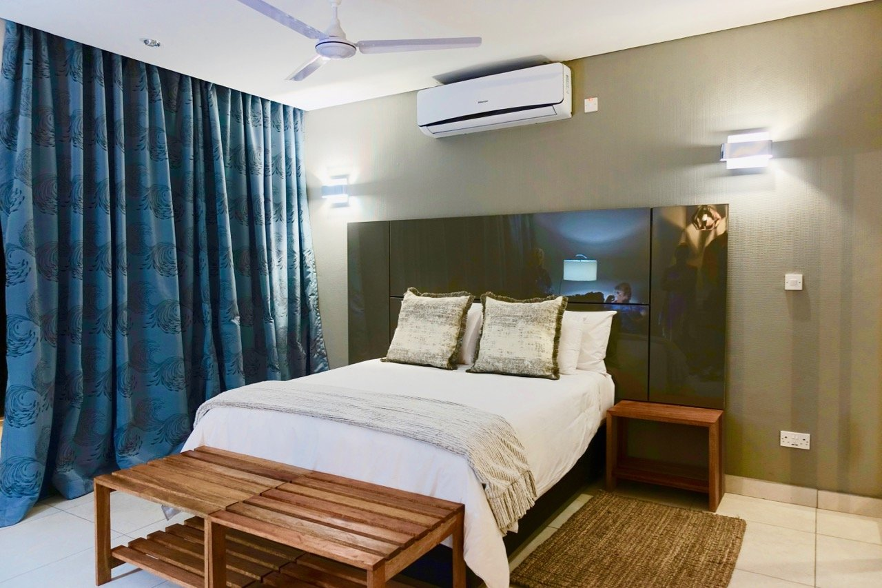 Chobe River Accommodation Double Rooms