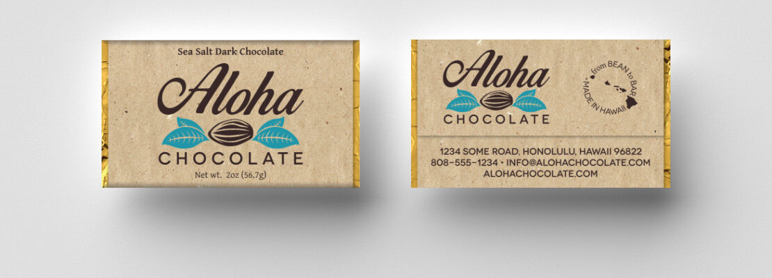 Aloha Chocolate Slider Image