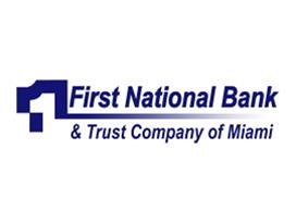 First National Bank of Miami